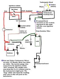 pro cycle tach wiring wiring diagram simonand