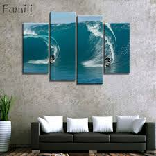 Ocean Decorations For Home by Online Get Cheap Ocean Wave Art Aliexpress Com Alibaba Group