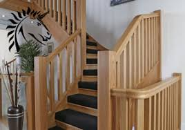 Stair Banisters Uk Staircases Made To Measure Uk Staircase Manufacturers