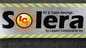 Solera Rv Awnings Solera Rv Awning With Hardware Lippert Components Inc Rv Patio