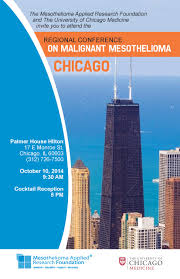 october events regional conference on mesothelioma in chicago