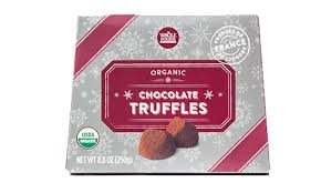 organic chocolate truffles whole foods market