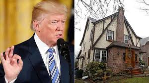 trump u0027s childhood home listed on airbnb at 725 a night sbs news