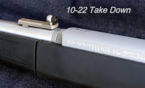 ruger 10 22 light mount ruger firearms
