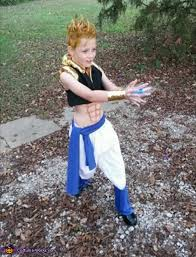 Dragon Baby Halloween Costume Dragon Ball Super Gogeta Costume Dragon Ball Costumes Dragons