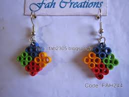 quilling earrings set paper quilling earrings designs fah creations paper quilling earrings