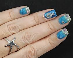 nail art best beach nail art ideas on pinterest designs