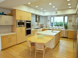 modern kitchen with oak cabinets brucall com