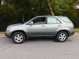 used suv lexus 2000 used lexus rx 300 4dr suv 4wd at honda of fayetteville