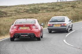 toyota old models toyota sports cars past and present ae86 vs gt86 toyota