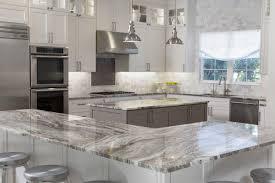 countertops modern scandinavian kitchen design gray marble