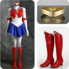 Halloween Costumes Sailor Moon Amazon Holran Sailor Moon Tsukino Usagi Costumes