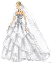 platinum cinderella wedding dress sketches u0026 debut disney