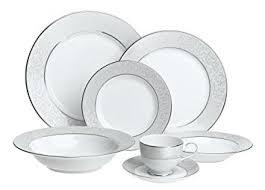 mikasa parchment china 42 dinnerware set