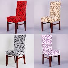 chair seat cover favorable spandex elastic stretch chair seat cover