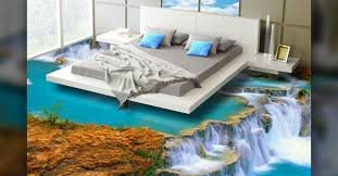 3d flooring 19 3d floors that will mess with your mind