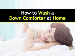 Can I Wash Down Comforter In Washing Machine The Ultimate Guide On How To Wash A Down Comforter At Home
