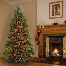 pre lit trees seasonal decor shop the best deals for