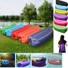 Blow Up Beach Chair by Inflatable Sofa Air Bed Chair Blow Up Bean Bag Outdoor Camping
