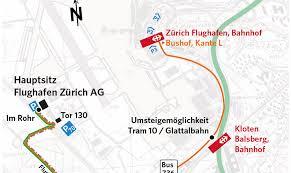 Warsaw Airport Map Site Plans Flughafen Zürich
