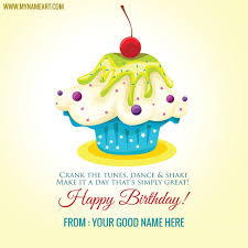 happy birthday wishes to my dear wife with name wishes greeting card