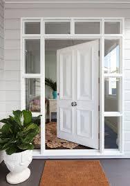 Exterior Doors Brisbane Coastal Living Feature Friday Effortless Elegance In