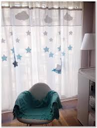 rideaux chambre bebe rideaux chambre bebe bleu rideau idées de décoration de maison