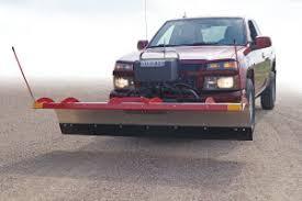 hiniker launches tilt lift plow utilizing oem truck lights