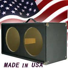 2x12 Guitar Cabinet 2x12 Speaker Cabinet Ebay