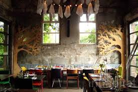 Interior Design Shops Amsterdam Amsterdam U0027s Proef Restaurant Features Recycled Furniture And