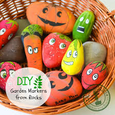 Painted Rocks For Garden by Allie U0027s Feed Farm U0026 Pet Tips To Get Kids Excited About Gardening