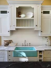 kitchen style coastal kitchen design pastel green porcelain tile