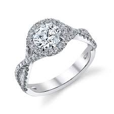 engagement style rings images Forevermark diamond engagement ring halo style with a twist jpg