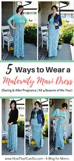second maternity clothes 5 ways to wear a pink blush maxi dress a review now that i can