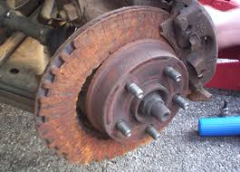 bmw rotors when should bmw and mini brake rotors disc be replaced