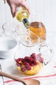 Summer Lunches Entertaining - sparkling summer solstice sangria the sweetest occasion