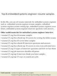 engineering internship resume template word engineering internship resume template word top 8 embedded systems