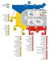 miami airport terminal map newstand miami int l airport map