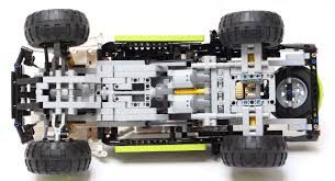 lego honda element monster energy baja truck recoil nico71 u0027s creations