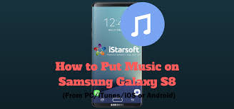 how to put itunes on android transfer from pc itunes ios android to samsung galaxy s8