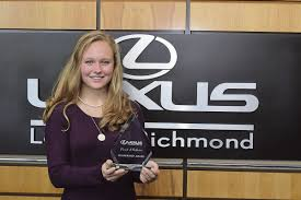 lexus richmond hill contact headed for success richmond drives local features richmond com
