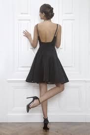 sydney backless little black dress jane summers