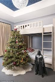 kourtney kardashian reveals she bought six christmas trees for her