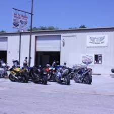 art in motion 15 photos motorcycle repair 1503 ross ave