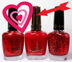 celebrate valentine u0027s day with a red milani manicure all
