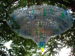 recycled chandeliers recycled and awesome questiz lifestyle pinterest