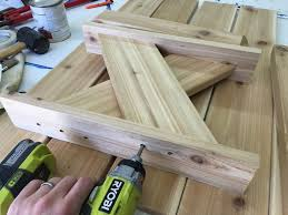 Woodworking Making A Coffee Table by Small Outdoor Coffee Table Rogue Engineer