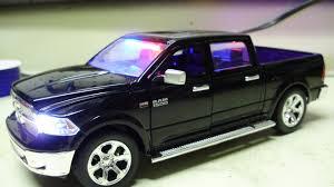 Dodge Ram Models - custom 1 24 2014 dodge ram 1500 undercover police diecast model