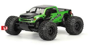 Ford Raptor Green - chevy silverado and ford f 150 svt raptor clear bodies for the pro mt
