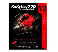 babyliss pro volare hair dryer babyliss pro v2 volare luxury designed hair dryer black